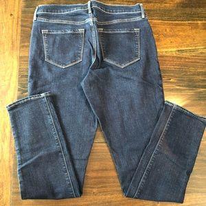 Old Navy Jeans - Old Navy Curvy Mid-Rise Jeans Dark Wash 8 Reg